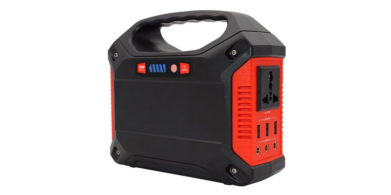 talentcell 155Wh solar power generator