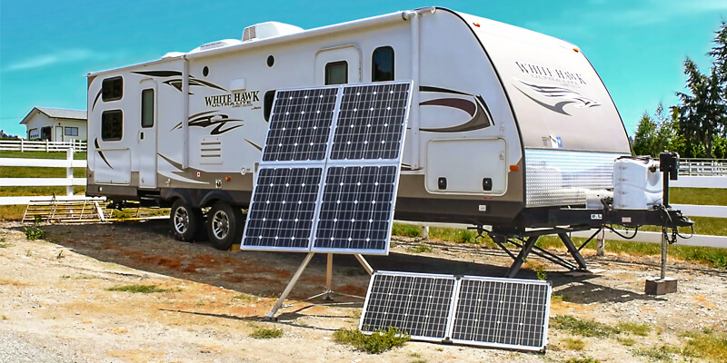Azimuth High Power Solar Generators
