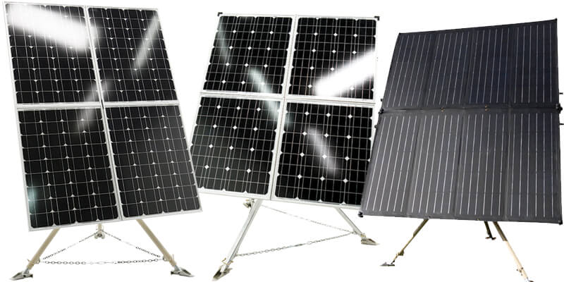 Azimuth Mobile Solar Generators
