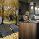 Large Portable Solar Generator