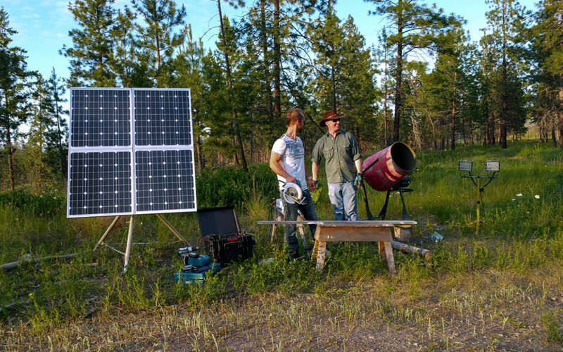 high powered solar generators
