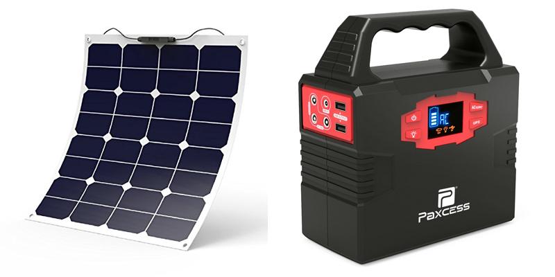 paxcess 100-watt portable generator power inverter