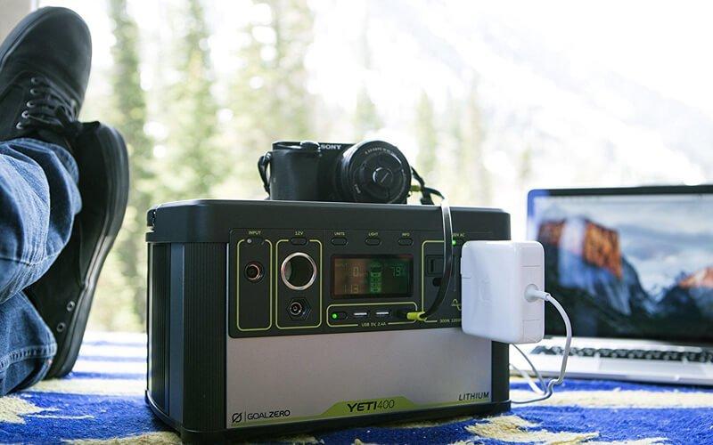 Goal Zero Yeti Lithium 400 Kit