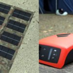 Portable Solar Power Kits Camping
