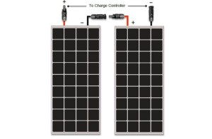 DIY Portable Solar Power