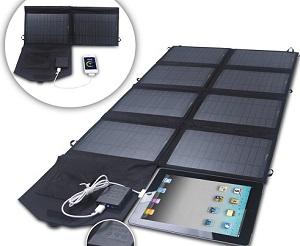 Sunkingdom 52w Portable Solar Charger Portable Solar Power
