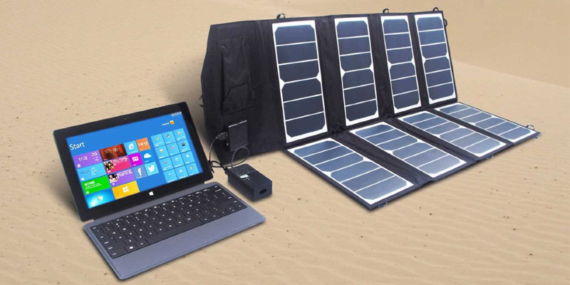 Folding Solar Panels For Camping 50w And Above