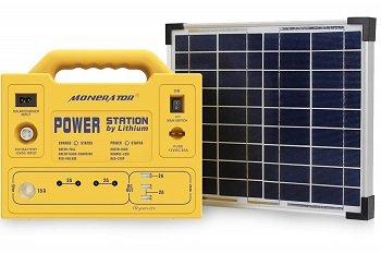 Monerator Gusto 20 Eco Kit Solar Generator