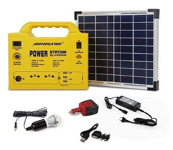 Monerator Gusto 40 Eco Kit Solar Generator