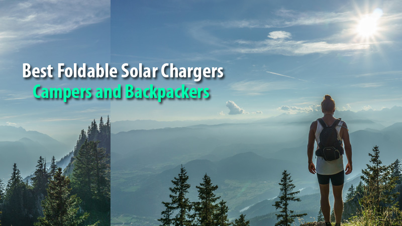Best Foldable Solar Chargers