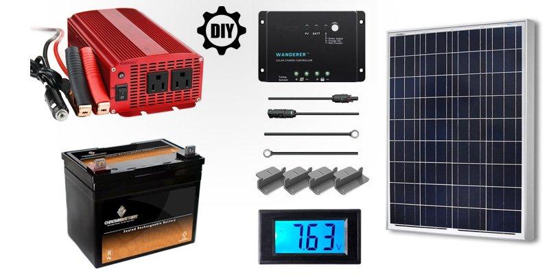 diy-solar-generator