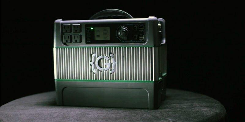Goal Zero Yeti 1250 Alternative Grengine 1000 Portable