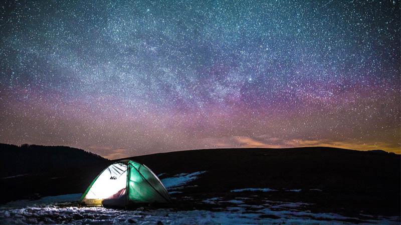 Renogy 100 Watt Solar Panel for Camping