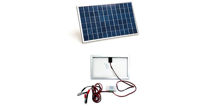 eco-worthy 10w solar panel