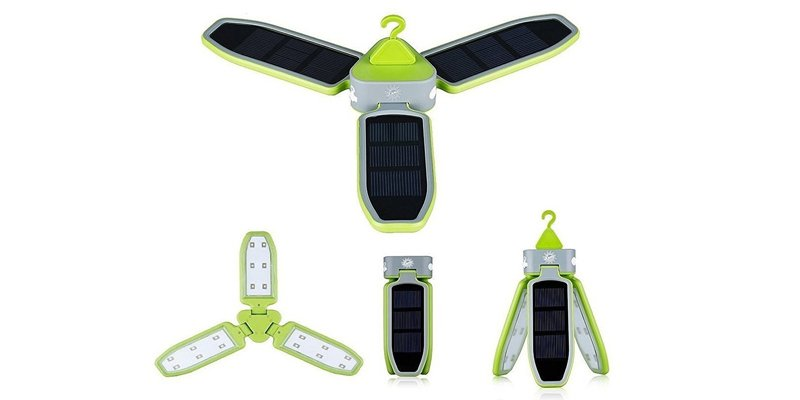 Lume Collapsible LED 18 Camping Light