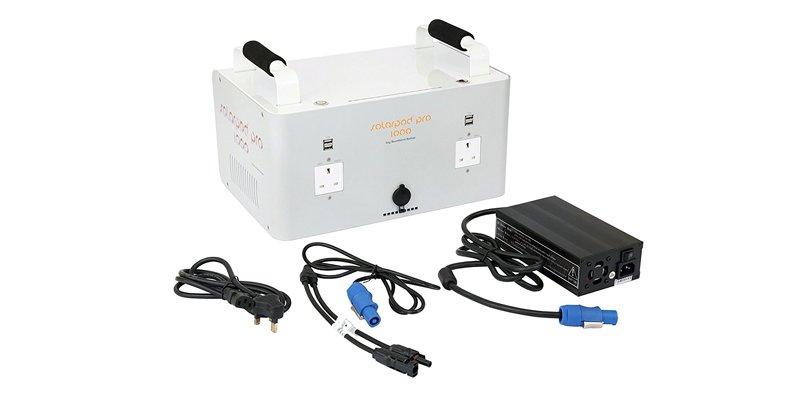 SolarPod 5000W Portable Solar Generator