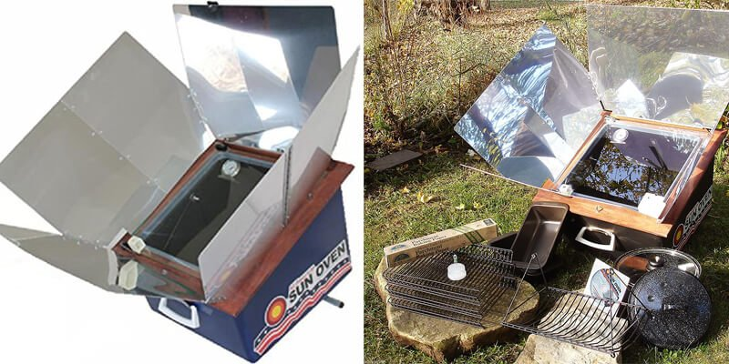 All American SunOven Solar Cooker