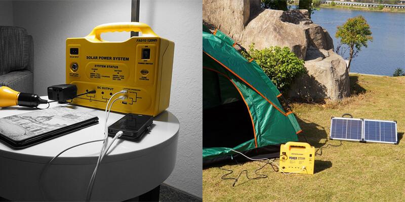 Monerator Gusto 10 Solar Generators