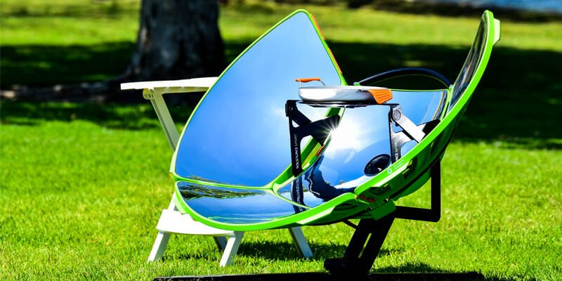 Portable Solar Cooker SolSource Sport