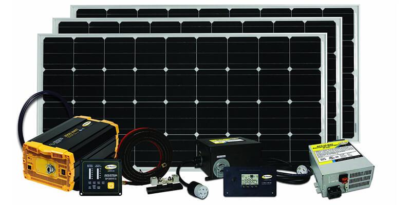 go power solar extreme complete solar kit