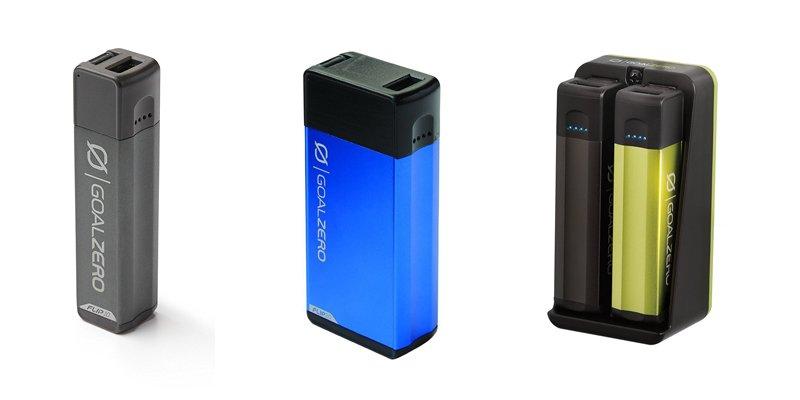 goal zero flip recharger series