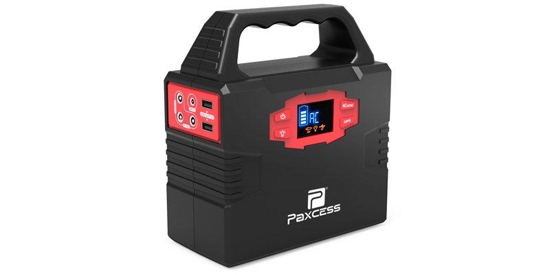 Paxcess 150Wh Portable Solar Generator