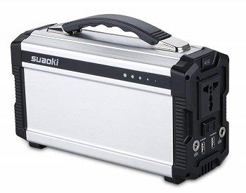 Suaoki 220Wh Portable Generator