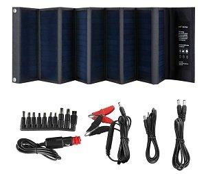 Suaoki 60W Portable Folding Solar Panel