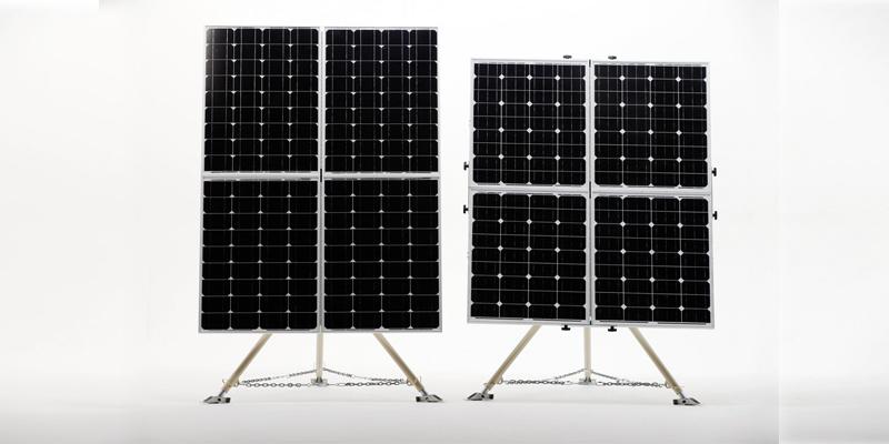 Azimuth Solar Generator