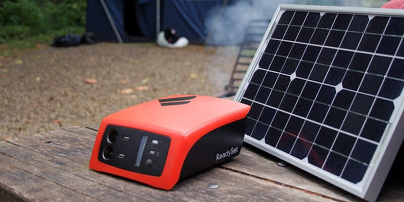 fenix intl readyset 15w solar power system
