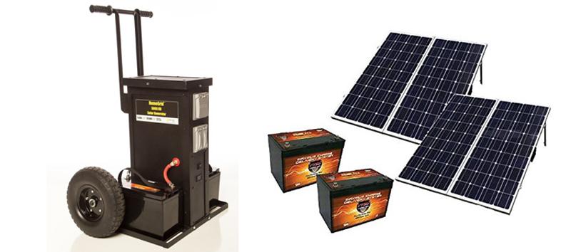HomeGrid 5000W Ultimate Solar Generator