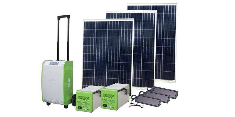Nature Power 1800W Solar Generator