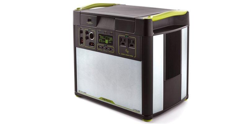 Yeti 3000 Lithium Solar Generator