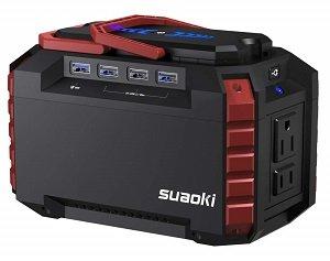 Suaoki Solar Generator S270
