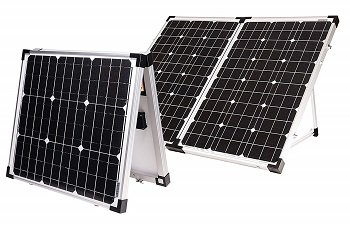 Go Power Valterra 120W Portable Solar Kit
