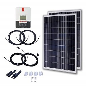 Best Portable Solar Panel Kits for RVs, Trailers, and Campers