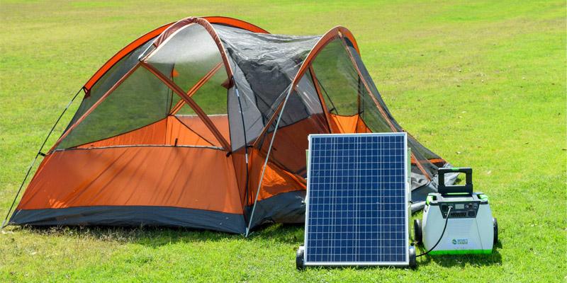 Genex 1800-watt Solar Generator