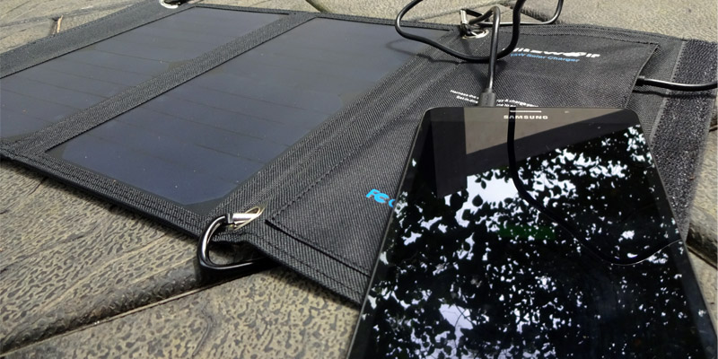 BlitzWolf Solar Charger All to Know About