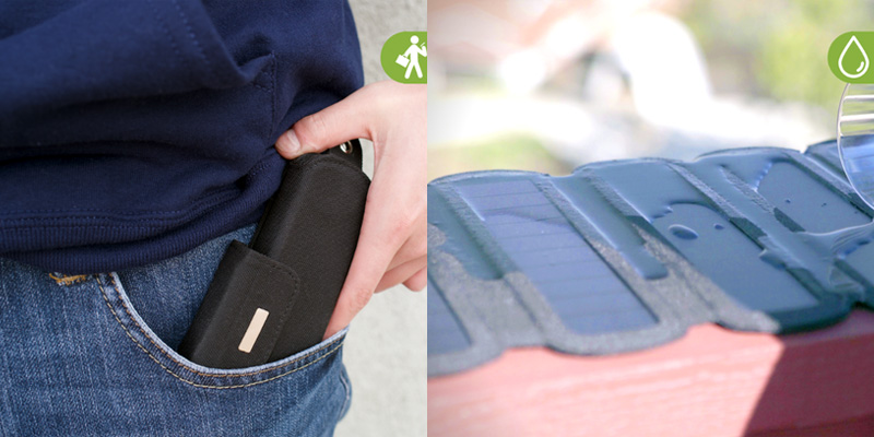 SolarCru Solar Charger Review