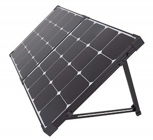 Renogy 100-Watt Eclipse Solar Suitcase