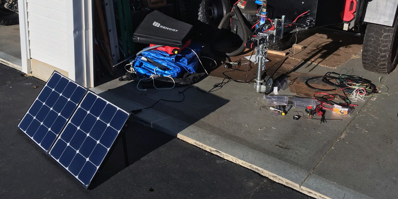 Renogy Eclipse Monocrystalline Solar Suitcase