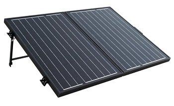 Eco-Worthy 100W Folding Solar Panel Suitcase