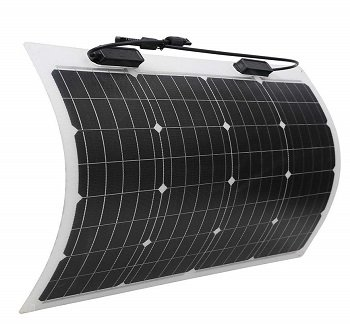 Renogy 50-Watt Flexible Solar Panel