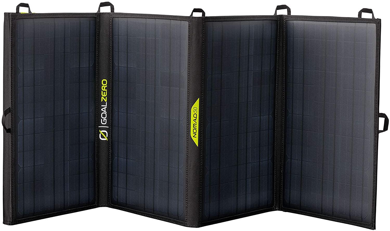 Goal Zero Nomad 50 Solar Charger