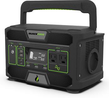 Blackfire Portable Power Station PAC500 Solar Generator