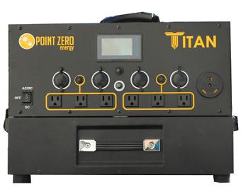 PointZeroEnergy-Titan-Solar-Generator