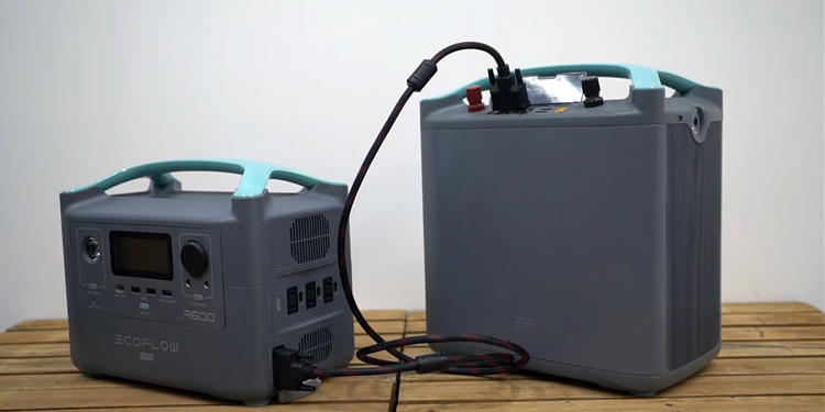 EcoFlow R600 and R600 Pro Power Stations