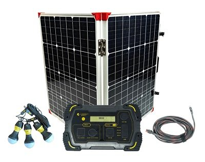 Lion Energy Off-Grid Camping Kit